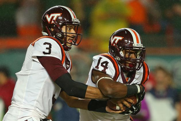 Virginia Tech vs. Miami: 10 Things We Learned in Hokies' Win