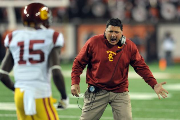 USC Football: Making the Case for Ed Orgeron to Stay