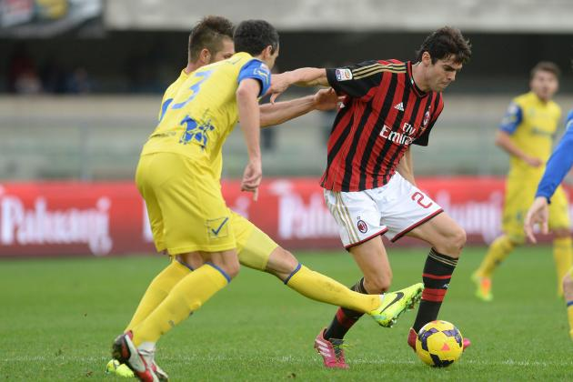 Chievo Verona vs. AC Milan: 5 Things We Learned
