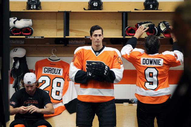 Philadelphia Flyers' 5 Most Impressive Stats Early in 2013-14