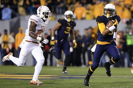 Texas vs. West Virginia: Takeaways from a Wild Saturday Night in Morgantown