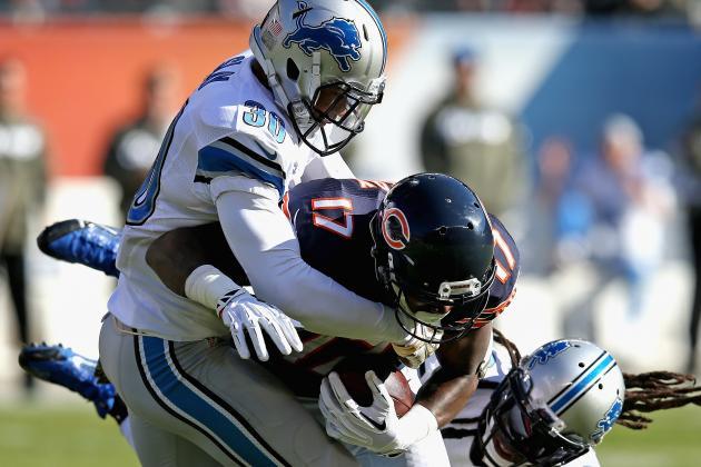 Detroit Lions vs. Chicago Bears: Takeaways from Detroit's 21-19 Win