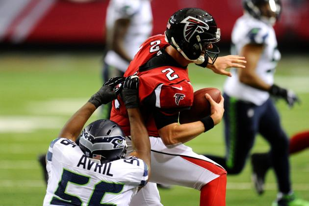 Seahawks vs. Falcons: Full Roster Report Card Grades for Atlanta