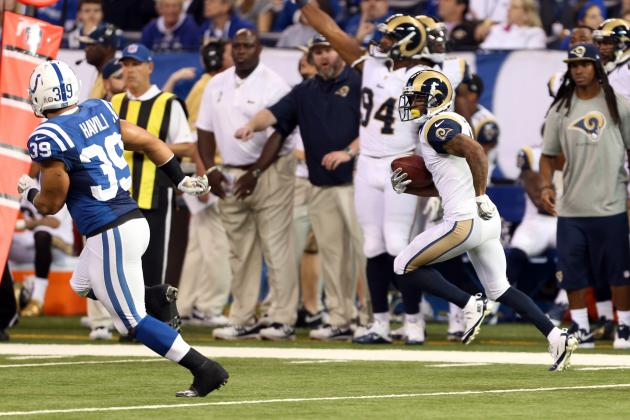 Rams vs. Colts: Takeaways from St. Louis' 38-8 Win over Indianapolis