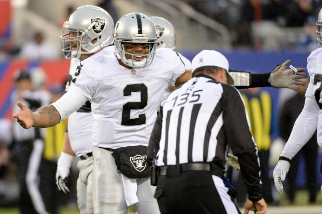 Raiders vs. Giants: Takeaways from Oakland's 24-20 Loss to New York