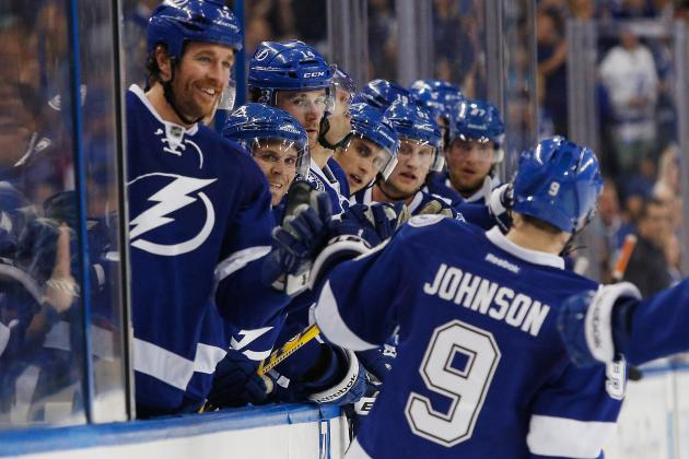 Tampa Bay Lightning 39 S 5 Most Impressive Stats Early In 2013 14 Bleacher