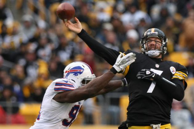 Bills vs. Steelers: Takeaways from Pittsburgh's 23-10 Victory over Buffalo