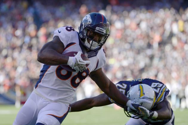 Broncos vs. Chargers: 8 Takeaways from Denver's 28-20 Victory over San Diego