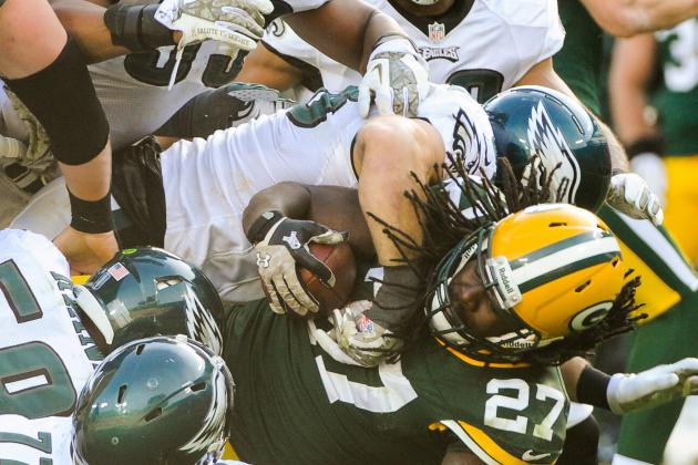 Eagles vs. Packers: Takeaways from Philadelphia's 27-13 Win