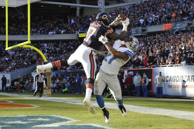 Lions vs. Bears: Full Roster Report Card Grades for Chicago