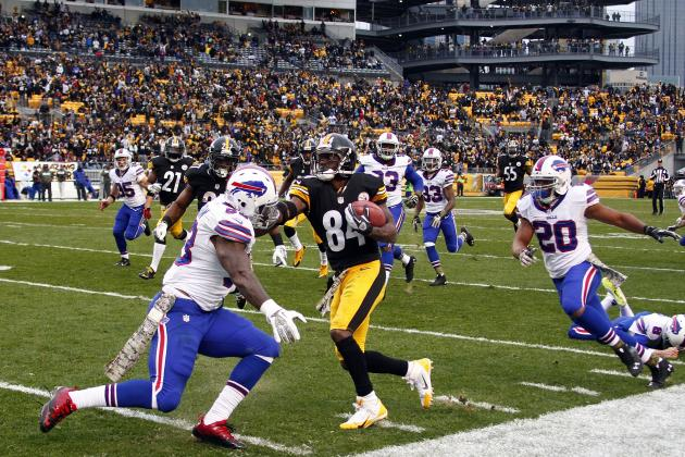 Bills vs. Steelers: Full Roster Report Grade Cards for Pittsburgh