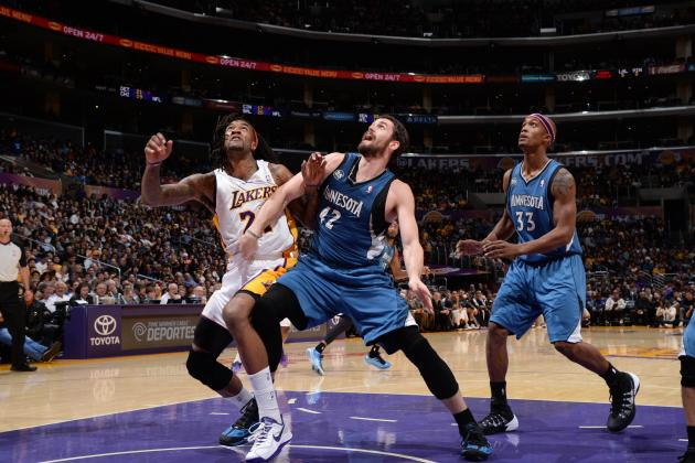 Minnesota Timberwolves vs. Los Angeles Lakers: Postgame Grades for Los Angeles