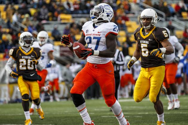 Boise State Broncos vs. Wyoming Cowboys Complete Game Preview