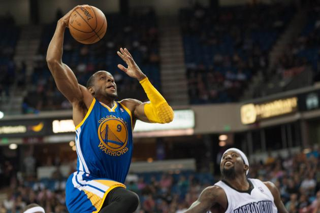 Best Plays from Andre Iguodala's Early Golden State Warriors Career