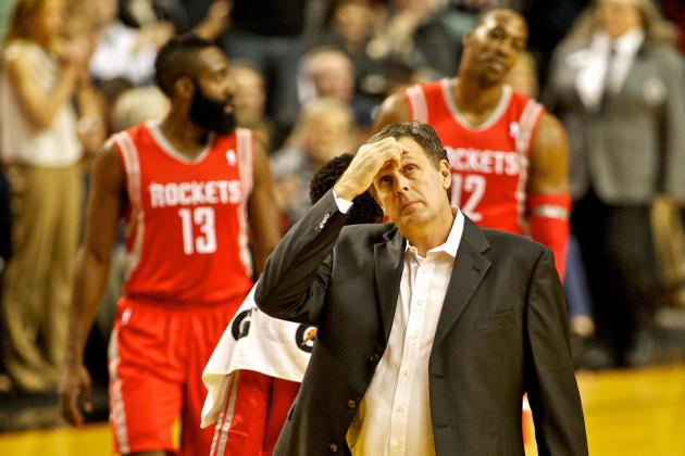 Finding the Perfect Rotation for the Houston Rockets