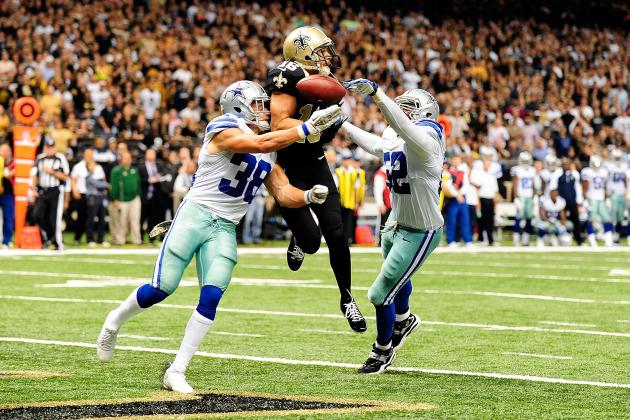 Cowboys vs. Saints: Full Roster Report Card Grades for Dallas