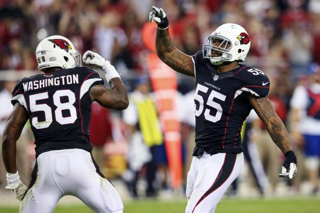 Texans vs. Cardinals: Takeaways from Arizona's 27-24 Win over Houston