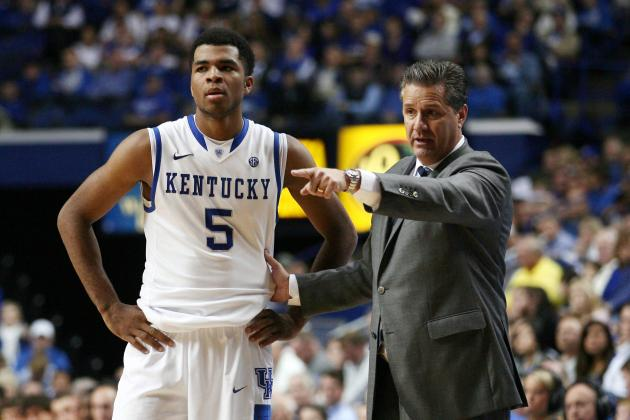 Kentucky Basketball: 5 Keys to Beating Michigan State in the Champions Classic