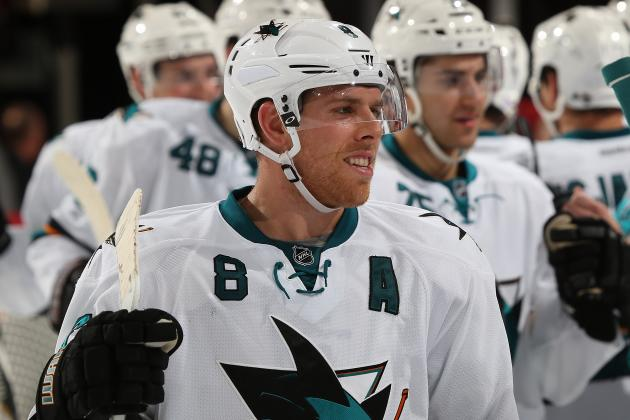 San Jose Sharks' Most Impressive Stats Early in 2013-14