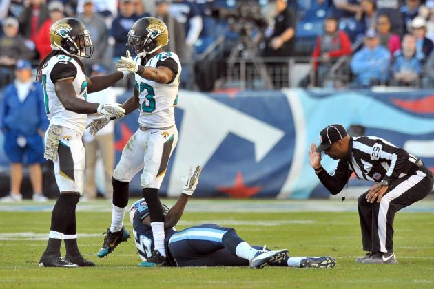 Jaguars at Titans: Full Report Card Grades for Tennessee