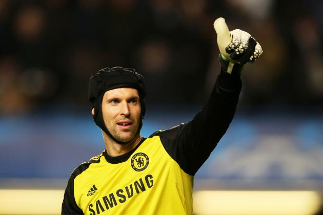 Courtois Versus Cech: Who Should Start in Goal for Chelsea Next Season?