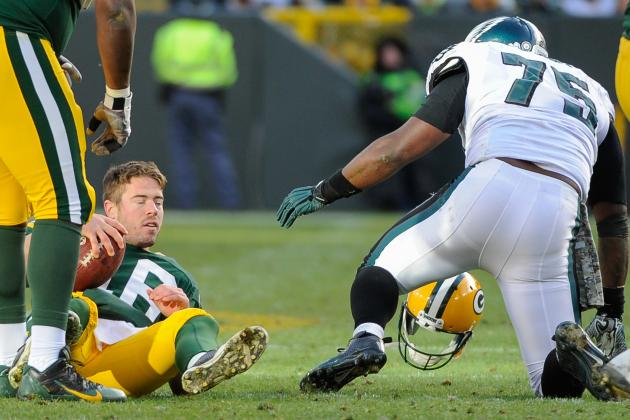 Philadelphia Eagles vs. Green Bay Packers: Full Report Card Grades for Philly