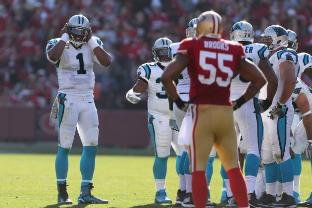 Panthers vs. 49ers: Full Roster Report Card Grades for San Francisco