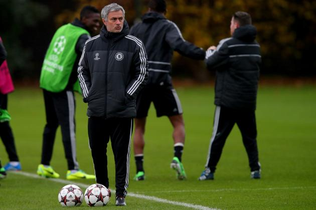 5 Areas Jose Mourinho Needs to Target at Chelsea During the International Break