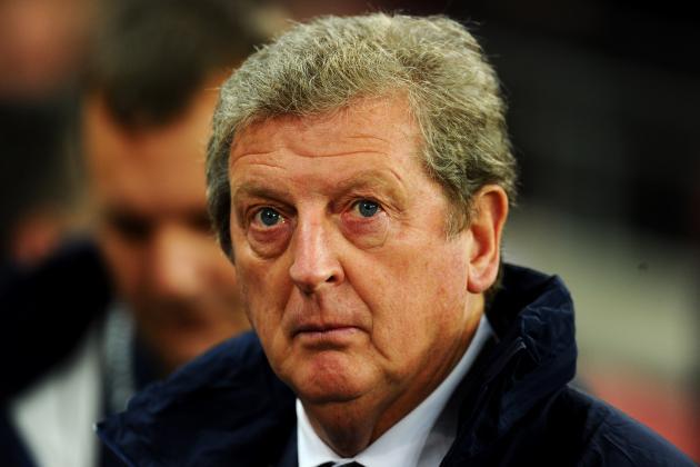 Predicting Roy Hodgson's England World Cup Squad