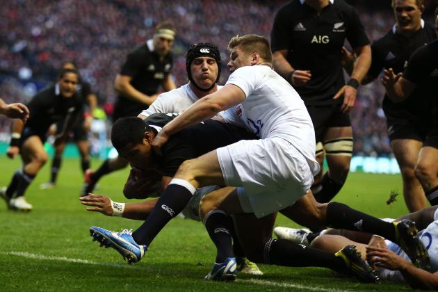 England V New Zealand: 5 Reasons Why the All Blacks Could Be Beaten