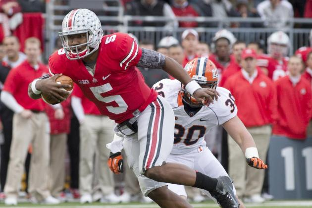 Ohio State Buckeyes vs. Illinois Fighting Illini Complete Game Preview
