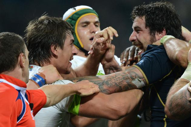 Scotland vs. South Africa: Re-Living 5 Famous Matches