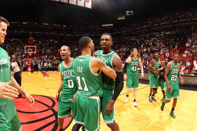 Week 2 Report Card Grades for Every Boston Celtics Player