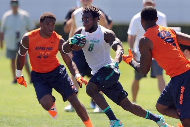 2014 RB Recruits Who Will Face Tough Competition for Playing Time
