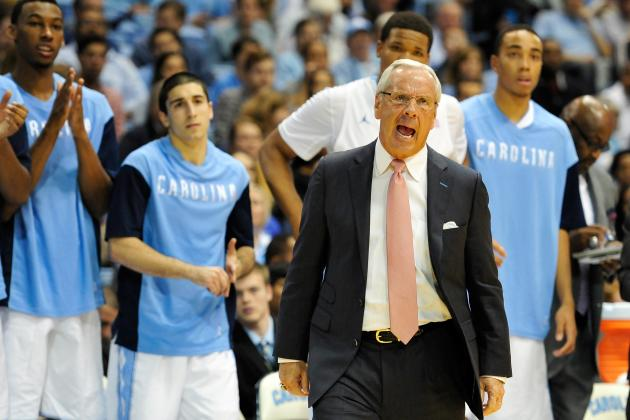 2014 NCAA Tournament Picks and Predictions: Providence Friars vs. North Carolina Tar Heels
