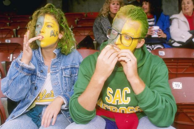 This Is What Sports Fans Looked Like in the '90s