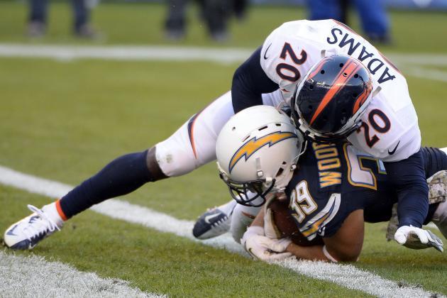 San Diego Chargers Position Grades vs. Denver Broncos