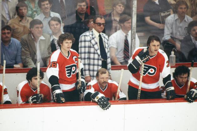 Ranking Top Philadelphia Flyers Moments in Fred Shero's Hall of Fame Career