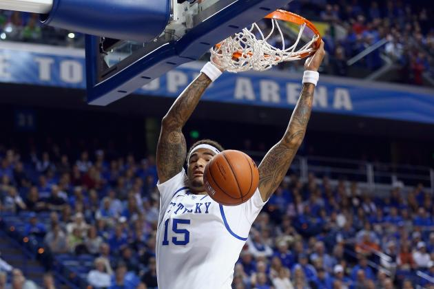 Kentucky Basketball: NBA Player Comparisons for Each Wildcats Starter