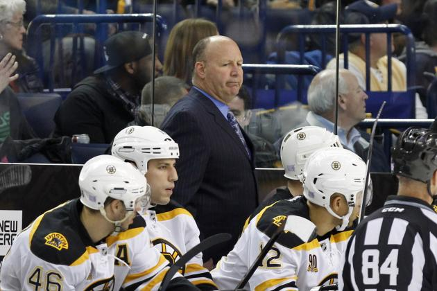 Boston Bruins' Biggest Underachievers so Far in 2013-14