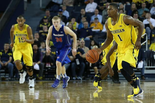 Michigan Basketball: One Prediction for Each Wolverines Starter