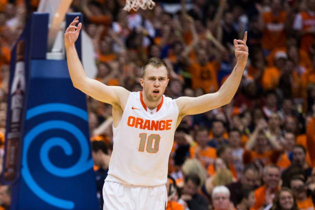 Syracuse Basketball: One Prediction for Each Orange Starter