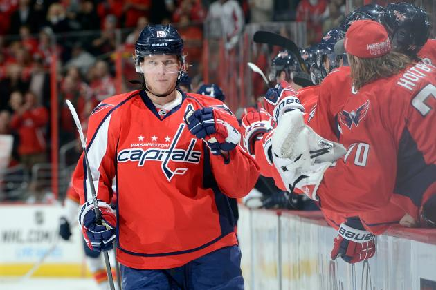 Washington Capitals' 5 Most Impressive Stats Early in 2013-14