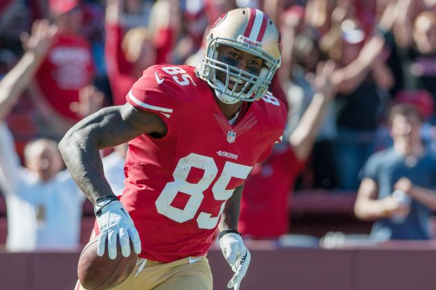 Why Vernon Davis Is Key to a San Francisco 49ers Super Bowl Run