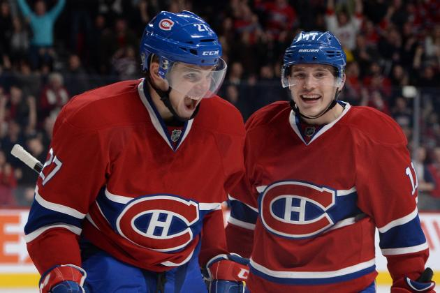 Montreal Canadiens'  5 Most Impressive Stats Early in 2013-14