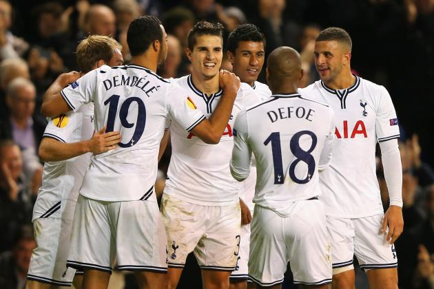 Premier League: A Quarter-Term Report on Tottenham Hotspur
