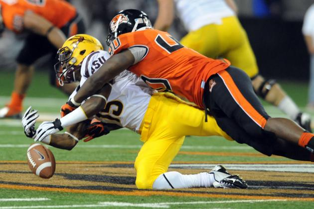 Oregon State Beavers vs. Arizona State Sun Devils: Complete Game Preview