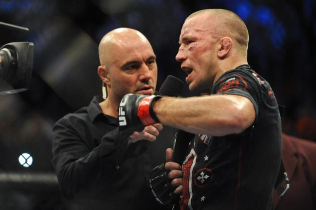 UFC 167: Matches to Make for the Entire Fight Card