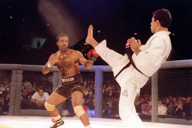 UFC Turns 20: The 20 Most Important Fighters in UFC History