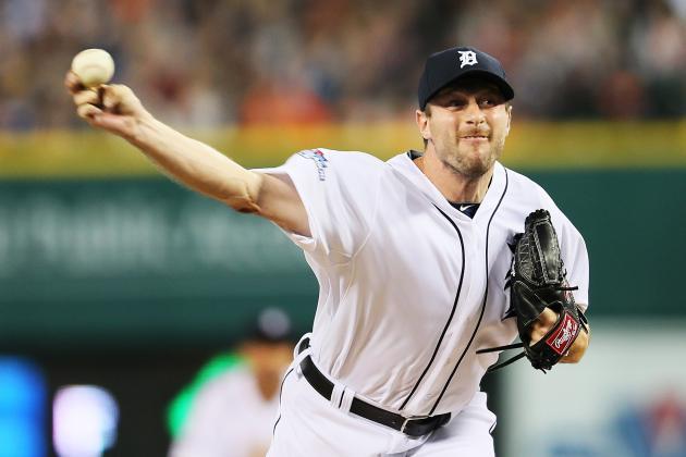 Max Scherzer Trade Rumors: MLB Teams That Can Pull off Blockbuster